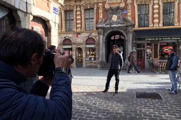 Shootez à Lille wakup