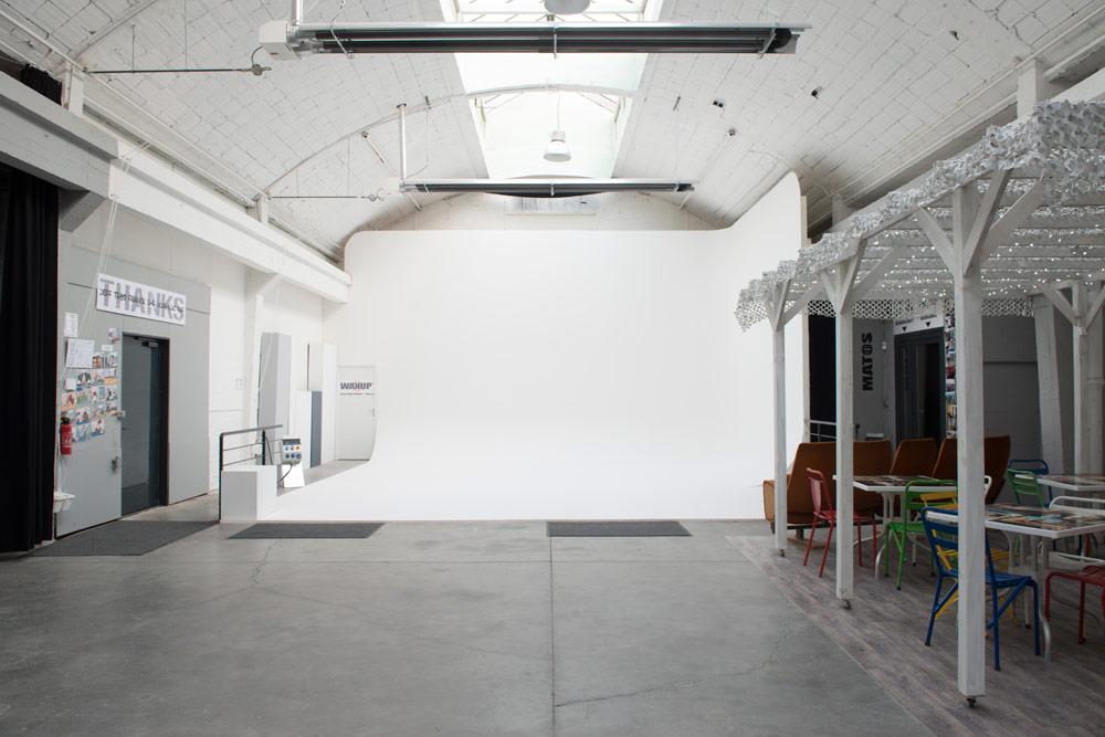 Notre studio - Wakup, location du studio pour shooting photo, pour tournage de films, événements, soirées lieu à louer sur Roubaix.