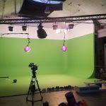 studio fond vert incruste wakup