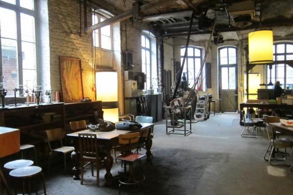 atelier usine pour shooting photo lille