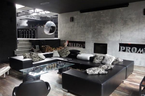 dark loft location de lieux à bruxelles en belgique