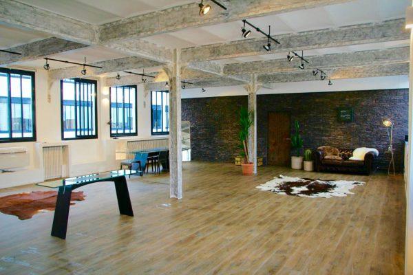La Rouille - Wakup, location de maison, loft, appartement pour shooting photo, pour tournage de films, lieu à louer sur Paris.