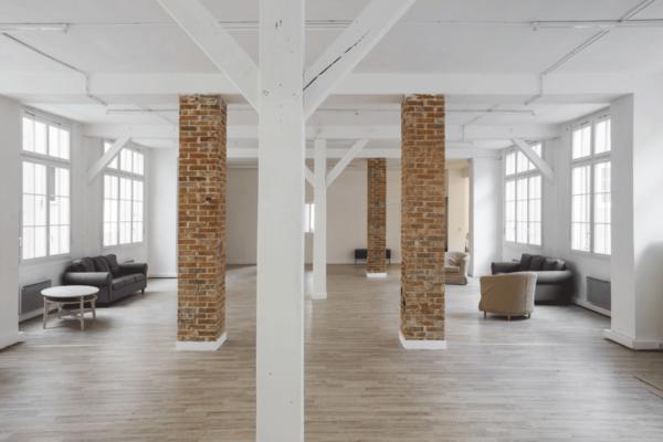 Appartement Open Space pour shooting photos et vidéos
