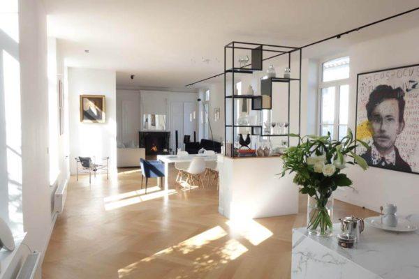 Appartement le Monceau lieu pour shooting photo et prises de vues sur Lille